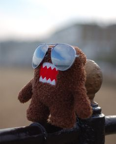Domo, Gonzo Journalist.