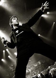Bruce Dickinson:  Metal singer/Airline Pilot