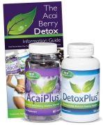 AcaiPlus & DetoxPlus Combo Cleanse Package