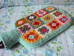 Transcendent Crochet a Solid Granny Square Ideas. Inconceivable Crochet a Solid Granny Square Ideas. Crochet Squares, Crochet Granny, Crochet Motif, Crochet Stitches, Granny Squares, Free Crochet Square, Crochet Home, Love Crochet, Crochet Gifts