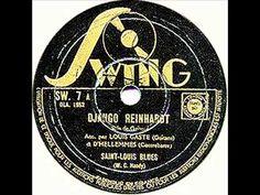 Django Reinhardt et le Quintette du Hot Club de France - Douce Ambiance - YouTube