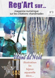 E-mag sur les créations www.regart-sur.com