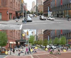 Good ideas on complete streets from www.connectNorwalk.com