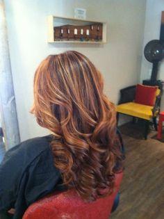 2013 Fall hair colors