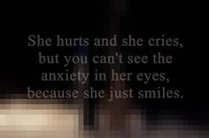 smiles can be just as hurtful as helpful.