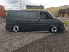 My Dream Car, Dream Cars, Volkswagen Transporter T4, T4 Camper, Grey Vans, Vanz, Vw Vans, Cargo Van, Busse