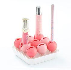 Flower Shaped Makeup Cosmetics Organizer