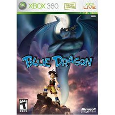Blue Dragon  Xbox 360 ** Check out the image by visiting the link. Note:It is Affiliate Link to Amazon.