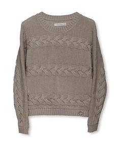 50% OFF Pale Cloud Girl's Jaden Sweater