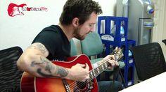 Cowboy Chords - Frank Turner - acoustic session on Rock'n'Live