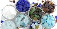 People have asked me where they can buy sea glass. So here are my thoughts on it and a few sources where to buy sea glass, both ocean tumble...