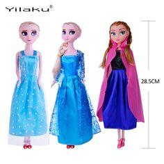王女エルザアンナ赤ちゃん女の子人形シンデレラ オラフ子供の おもちゃ女の子の ため の シャロン人形brinquedos メニーナス熱い販売dd001