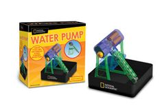 Looks great,great for learning about the water cycle