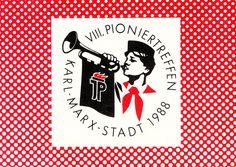 https://flic.kr/p/GXnkiW | VIII.Pioniertreffen in Karl-Marx-Stadt der DDR (Chemnitz) 1988,Thälmannpioniere,Jungpioniere,Freie-Deutsche-Jugend,DDR Kinder,DDR Pioniere
