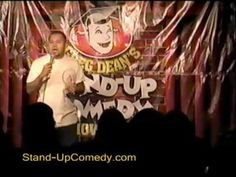 Anthony Rodriguez : Jesus was a Mexican | Greg Dean Stand Up Comedy Work...