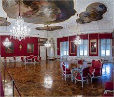 Salzburg - Residenz Museum