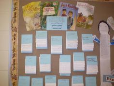 Literacy Minute: Creative Displays for Writing