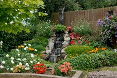 3 DIY Backyard WaterFall Ideas | Home Improvement Social Network