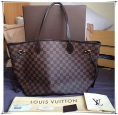 Hey Girls!!!Do Not Lose The Chance To Own Neverfull Handbag With A Low Price. - $235.99 #Louis #Vuitton #Style #Fashion #Neverfull