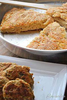 Healthier chicken bucket with wedges Asda Recipes, Greek Recipes, Pie Recipes, Cooking Recipes, Cookie Dough Pie, Greek Bread, Pesto Bread, Cheese Bread, Chicken Bucket
