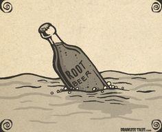 Root Beer Float - Brainless Tales