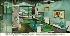 MID-CENTURIA : Art, Design and Decor from the Mid-Century and beyond: Vintage Modern Visions II