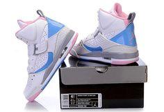 Jordans Shoe For Girls Only   Girls Jordan Flight