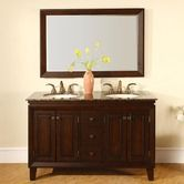"""Found it at Wayfair - 55"""" Armstrong Double Bathroom Vanity"""