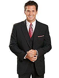 Fit-Forever® Gabardine Suits