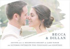 56 best photo wedding invitations images on pinterest photo