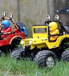 Tamiya Wild Willy Jeep Remote Control Cars, Tamiya, Rat, Tractors, Outdoor Power Equipment, Jeep, Monster Trucks, Vehicles, Rats