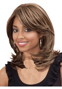 Bobbi Boss Syntheic Premium Fiber Lace Front Wig SAGE