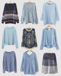 Cute sweaters - Asian fashions