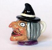 Miniature Witch Teapot