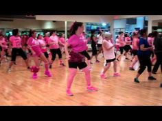 Wobble- Zumba Party in Pink