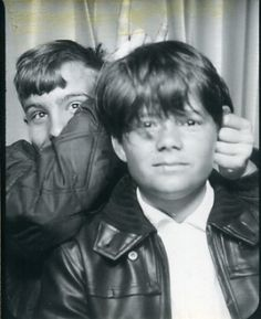 Rascals, Old photo booth pictures