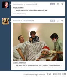 Christmas feels weird this year…
