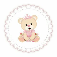 Teddy Bear Party, Teddy Bear Baby Shower, Cute Teddy Bears, Baby Boy Shower, Baby Shower Favours For Guests, Baby Shower Labels, 40th Birthday Cards, First Birthday Photos, Diy And Crafts