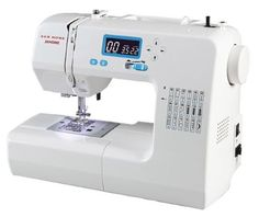 Top Sewing Machines Janome 49018 Computerized Sewing Machine with LCD Screen, 18 Stitches, 3 Buttonholes, Start/Stop and Memorized Needle Up/Down (White) - Sewing Machine Online, Sewing Machines Best, Sewing Machine Reviews, Sewing Tutorials, Sewing Hacks, Sewing Crafts, Sewing Projects, Sewing Patterns, Sewing Ideas