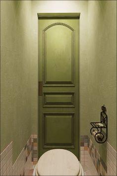 Проект: Квартира в Тосканском стиле 3. Москва. Санузел. — Алиса Баронова — MyHome.ru