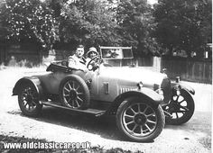 Humber Tourer of the 1920s