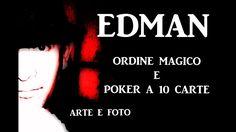 "EDMAN "" Ordine magico - Poker a 10 carte """