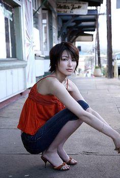 【画像集】美しすぎる大人の女優 吉瀬美智子【クールビューティー】 - NAVER まとめ