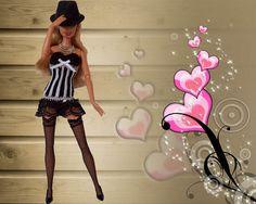 Barbie Burlesque