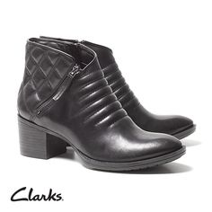 Clarks Autumn/Winter 2014 Collection | Sneak Peek | shoes | moto boots | biker boots