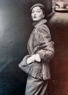 Evelyn Tripp, 1949