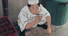 - Aesthetic Anime - how do you think life is? Otaku Anime, Anime Art, Life Is Beatiful, Wave Studio, Animation Reference, Magic Art, Dope Art, Anime Life, Ocean Waves