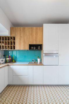 Design eclectic intr-un apartament din Bucuresti- Inspiratie in amenajarea casei - www.povesteacasei.ro