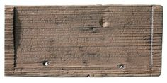 Newly Discovered Ancient #Roman Writing Tablets Provide Snapshots of Roman-Era #London