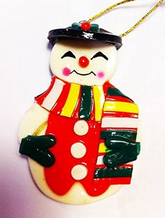 Enchanted Holiday Handmade Christmas Tree Ornaments Set Of SixUnique High Quality Bread Dough Designs Crafted By Artisans In Ecuador Supporting Women Entrepreneurs Durable and LongLasting * You can get additional details at the affiliate link Amazon.com.